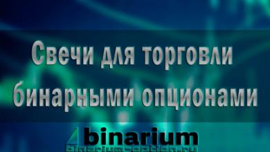 Photo of Свечи на бинарных опционах