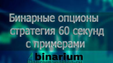 Photo of Бинарные опционы стратегия 60 секунд