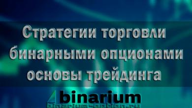 Photo of Стратегии торговли бинарными опционами