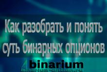 Photo of Суть бинарных опционов