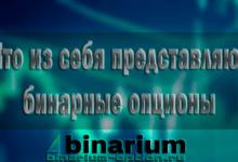 Photo of Бинарные опционы